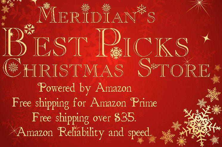 Meridian's Christmas Store