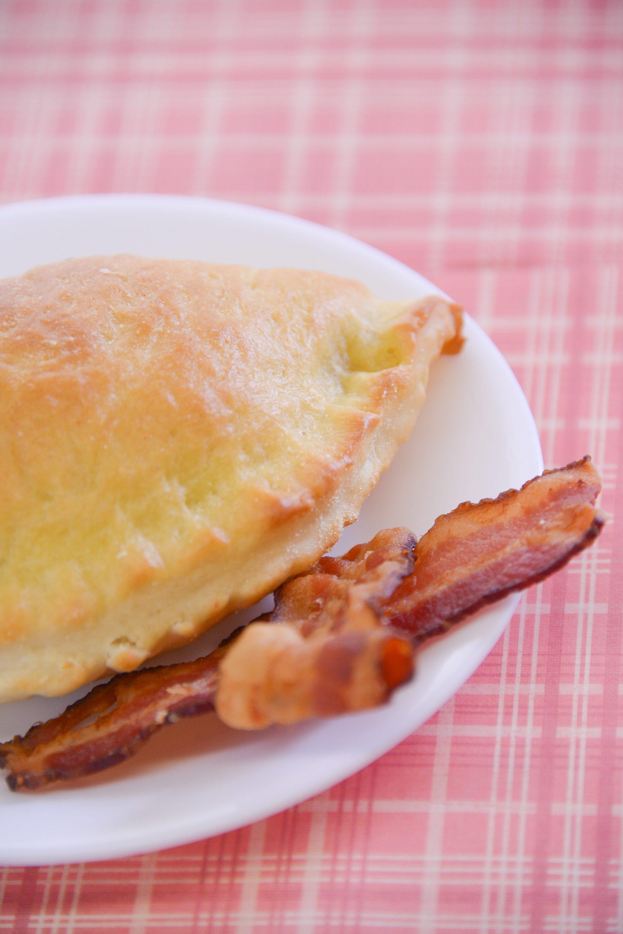 BaconBreakfastCalzone