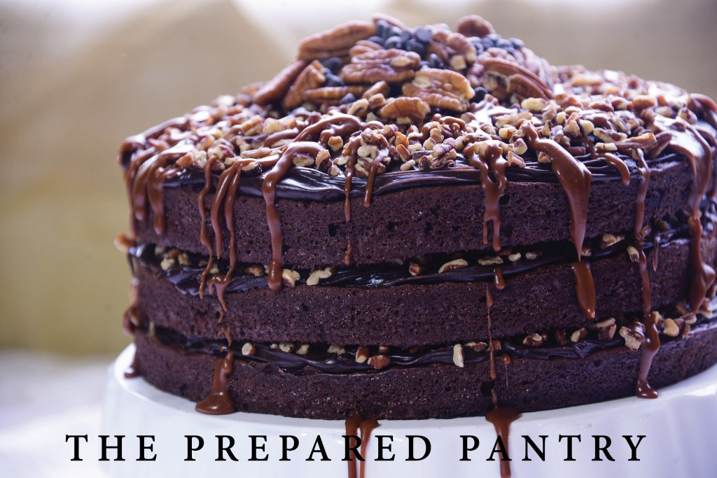 Easy Homemade Chocolate Turtle Cake: How To Make A Fine Chocolate Turtle Cake