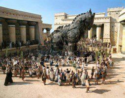 Picture #1 - Trojan Horse