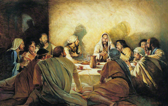 """Lesson 12: """"I am the Bread of Life"""" 