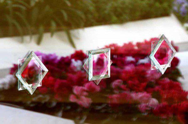 San Diego lobby glass.