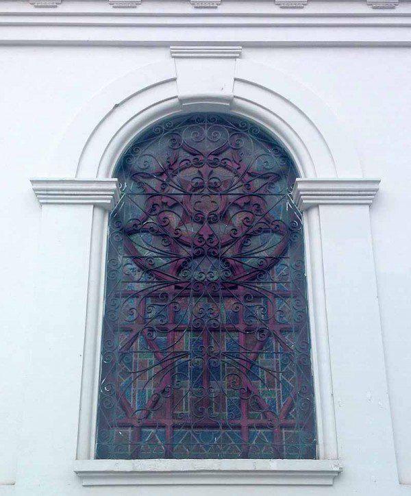 Catholic church in Quito, Ecuador