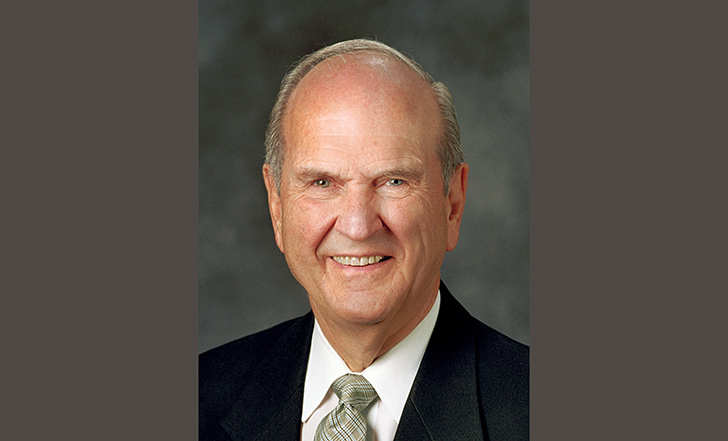 Russell M. Nelson, President of the Twelve