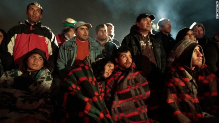 All 33 Chile miners freed in flawless rescue
