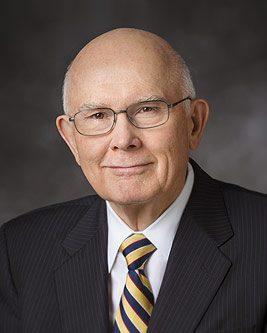 Dallin H. Oaks was a Utah Supreme Court Justice.