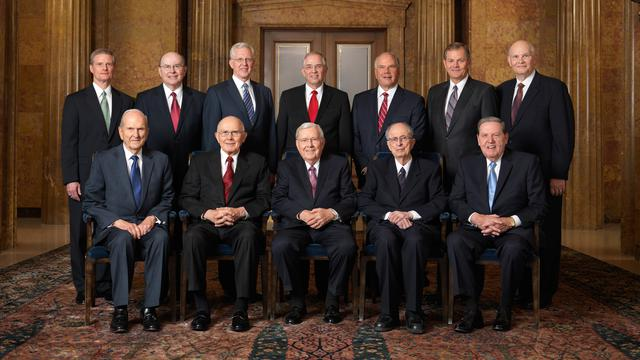 Image result for lds old quorum of the twelve