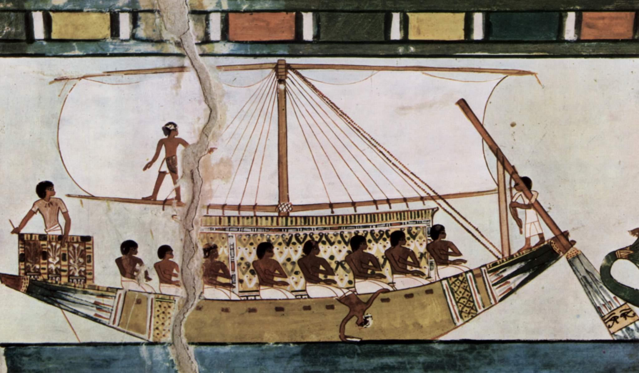 sailing-egyptian