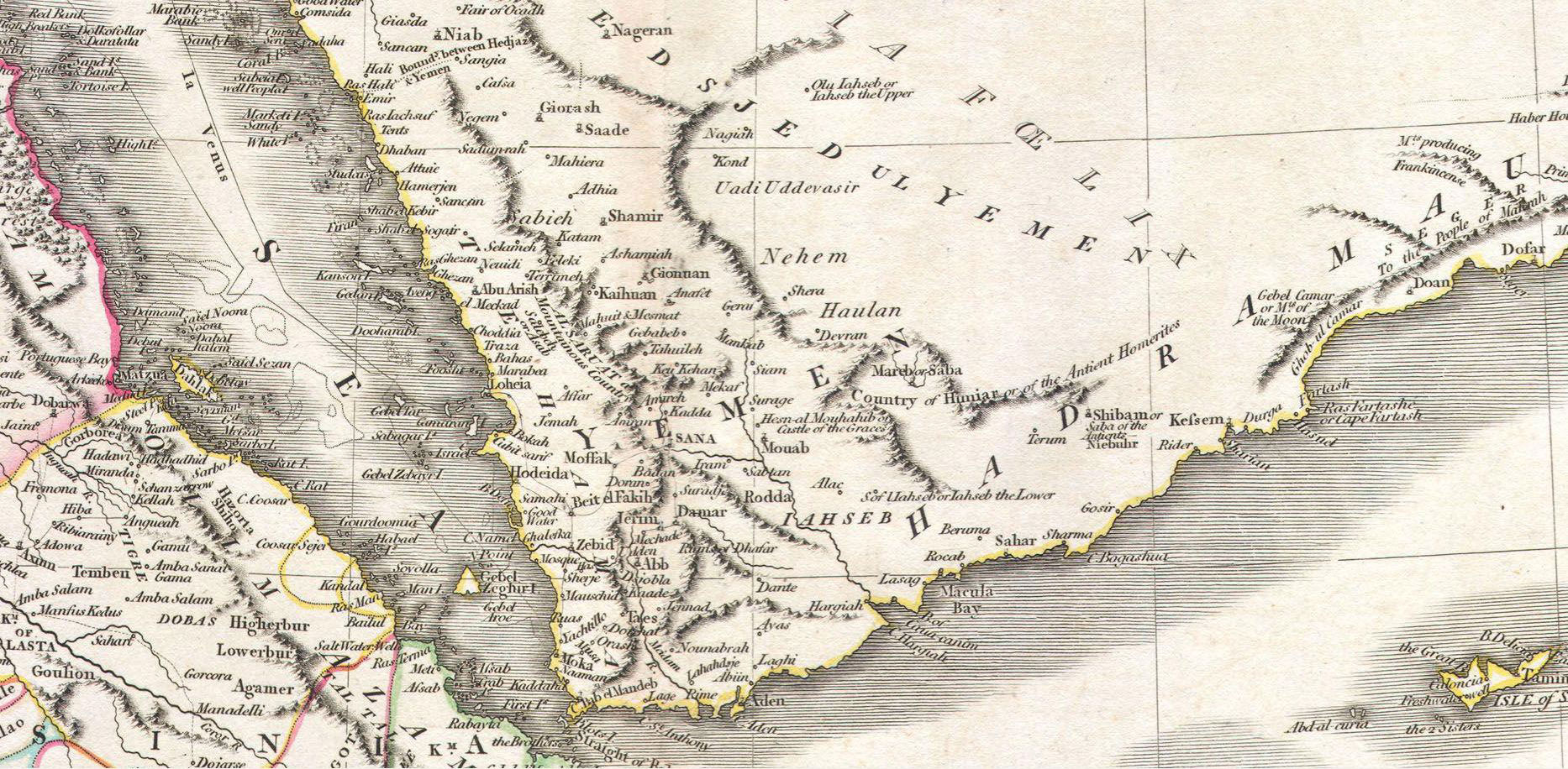 southeast-arabia-map