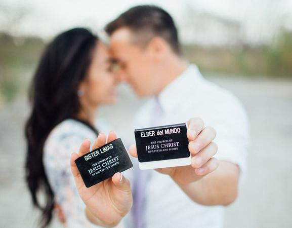 Recently Returned Lds Missionaries Meet Marry Because Of