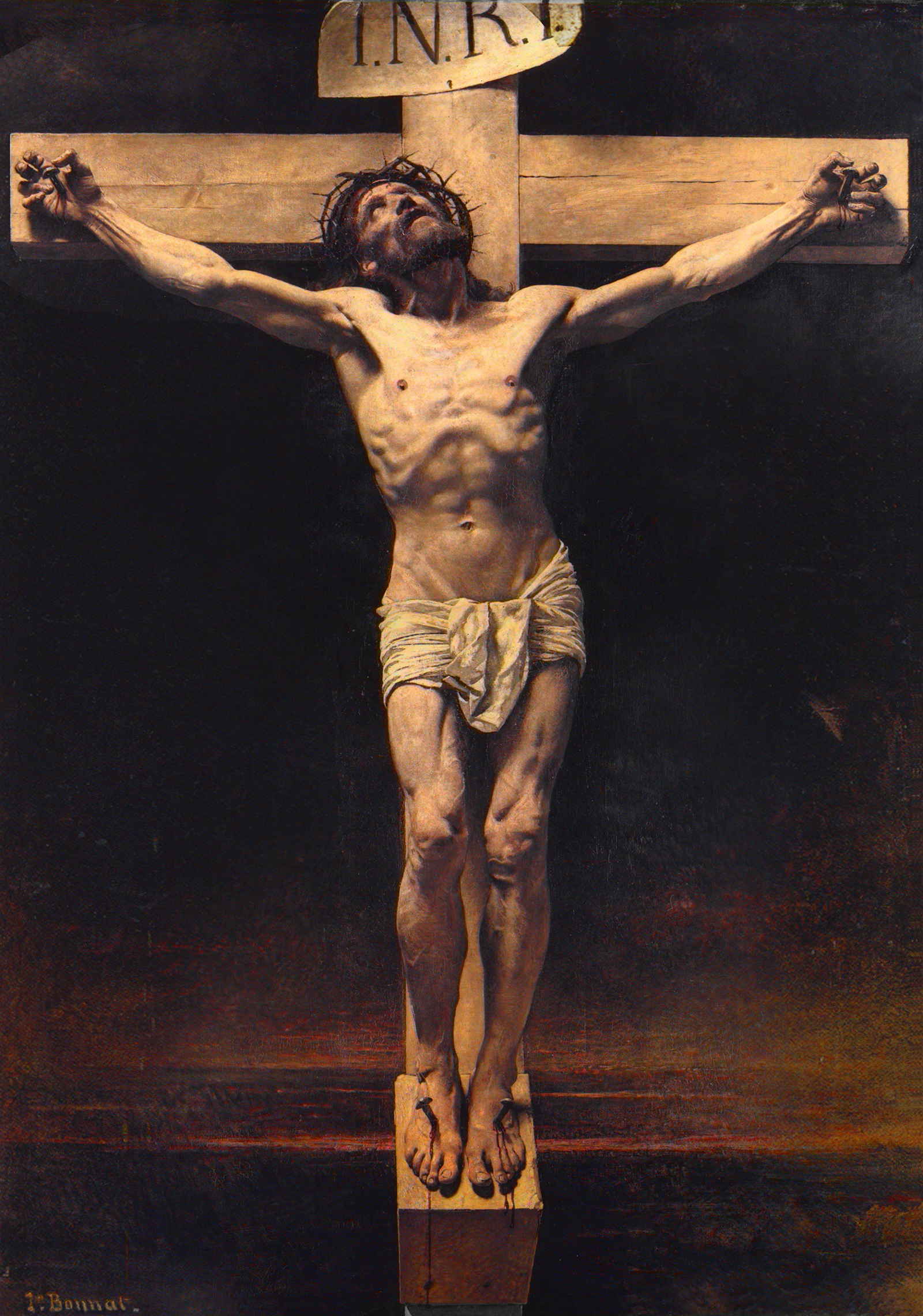 leon-bonnat-the-crucifixion
