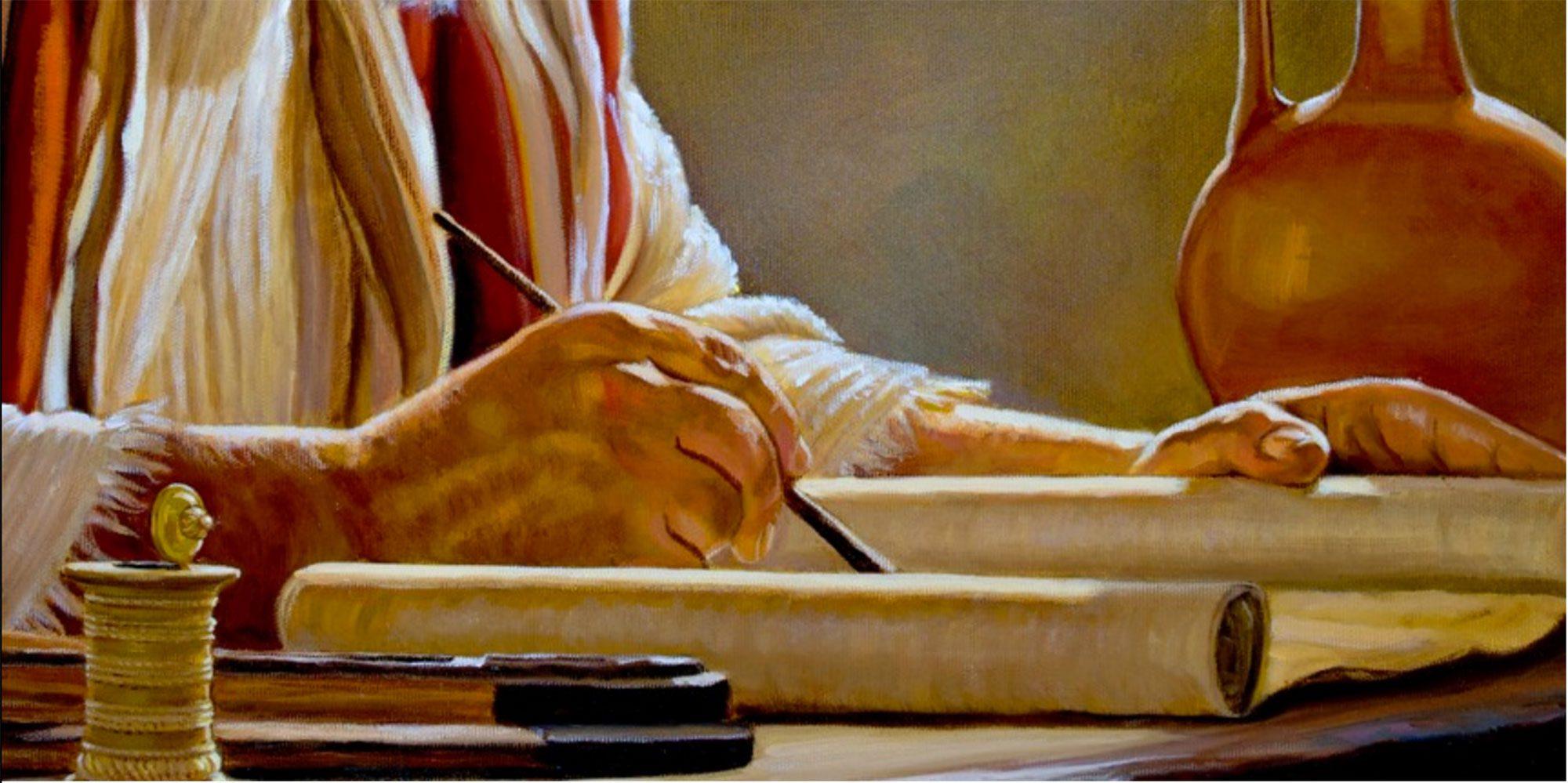 scribe
