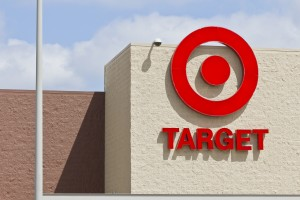 Indianapolis - Circa April 2016: Target Retail Store. Target Sells Home Goods, Clothing and Electronics I