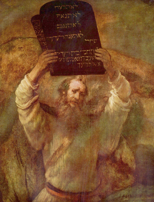 rembrandt-moses