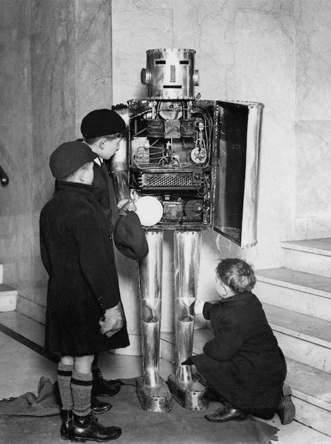 Robot Ribs