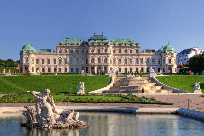 Baroque-Vienna-Schloss-Belverdere