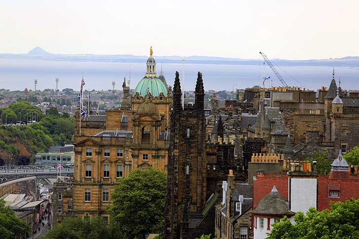 Edinburgh is one of the gems of Europe. You'll love this place.