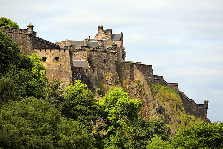"""Come to one of the most amazing castles in the world and learn of """"the Honors of Scotland."""" It's a story that will intrigue you your whole life."""