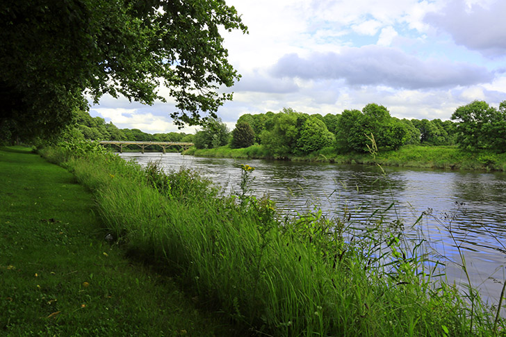 Standing here on the banks of the River Ribble is a thrill and will sweep you right back in time to those first baptisms in England on July 30, 1837.