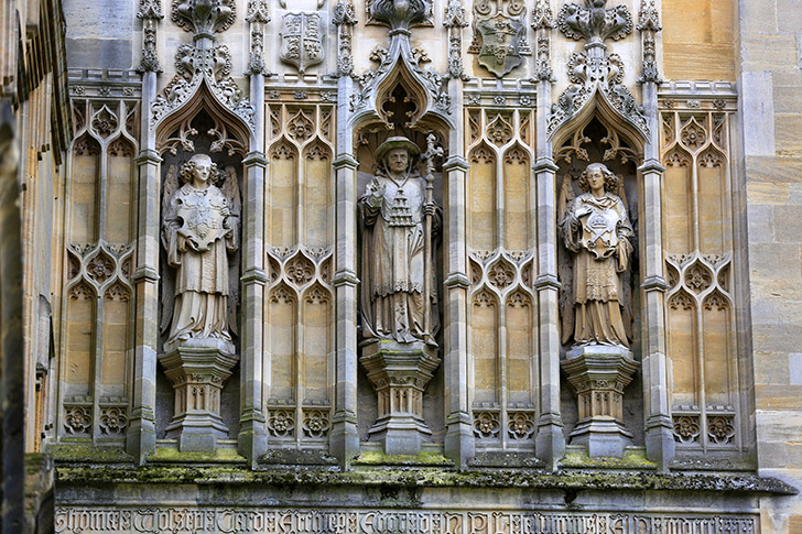 Oxford is one of the most, if not THE most, amazing universities in the world. It is the oldest university in the English-speaking world--440 years older than Harvard!
