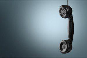 Telephone Telephone Receiver Phone Cord Hanging Call Center Phone Card Customer Service Representative