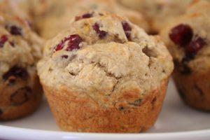 cranberry-muffin