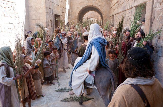 Understanding Jesus' Triumphal Entry into Jerusalem ...