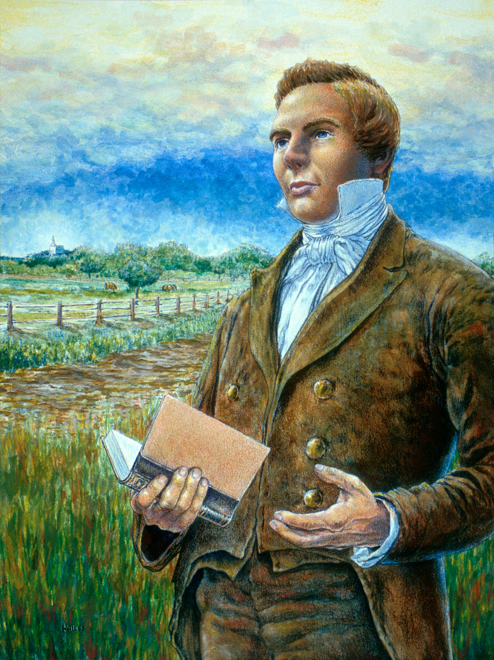 New Mormon essay: Joseph Smith married teens, other men's wives