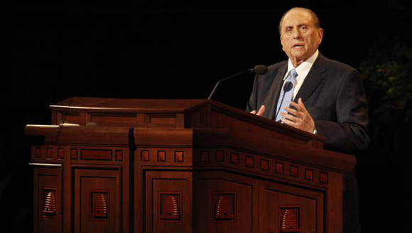 pres monson conference