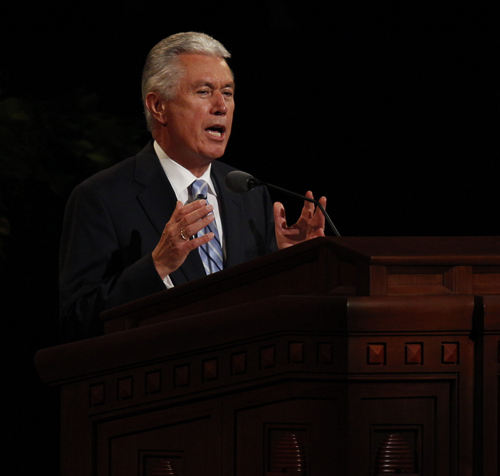 Uchtdorf-sat-am-oct2012