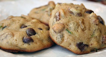 Zucchini-Choc-Chip-Cookie