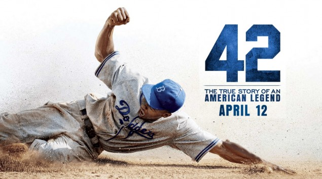 42: Jackie Robinson Film is the Year's First Must-See | Meridian ...