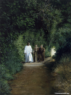 the road to emmaus meridian magazine