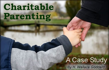 Charitable Parenting: A Case Study