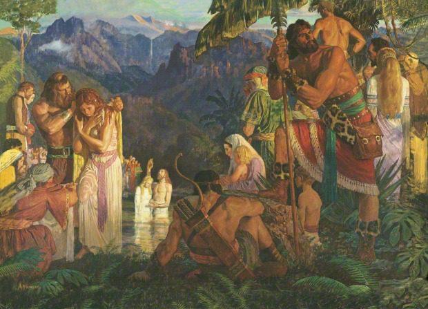 Lesson 26 Converted Unto The Lord Alma 23 29