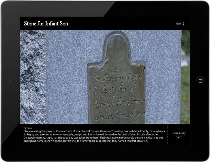 Baby Alvin Smith Grave