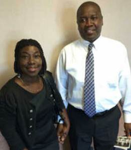 Rose and Peter Amissah