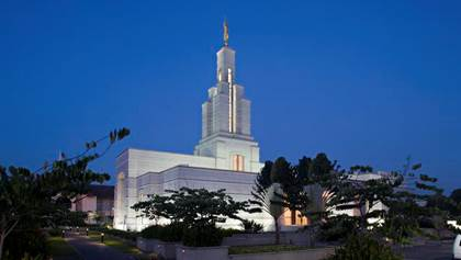 LDS Accra Ghana Temple
