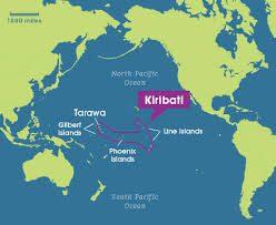 Kiribati map - Copy