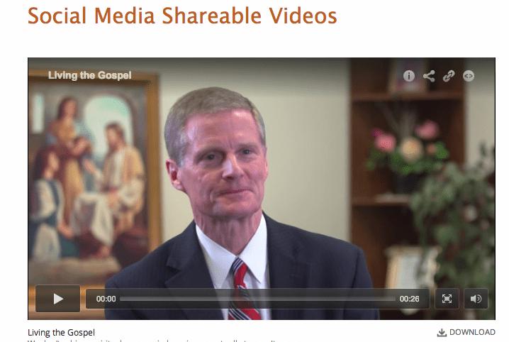 Adult missionary videos