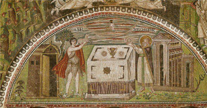 Another Ravenna mosaic.