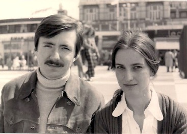 Picture #11 - Barbara and Hagen (1970s)