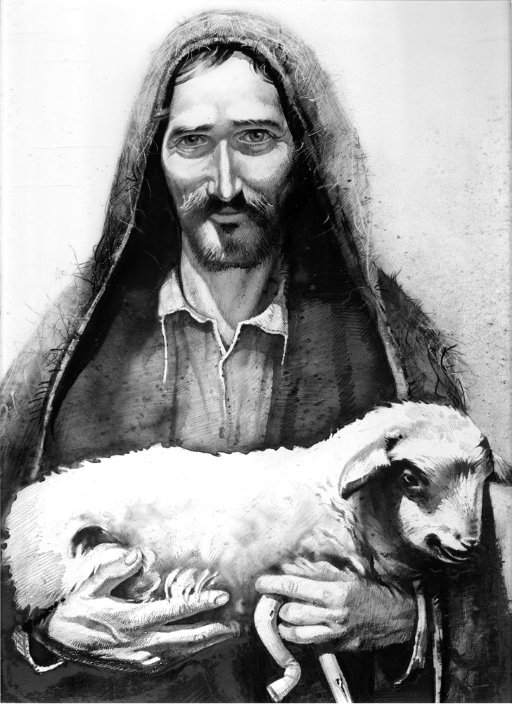 Picture #15 - The Good Shepherd
