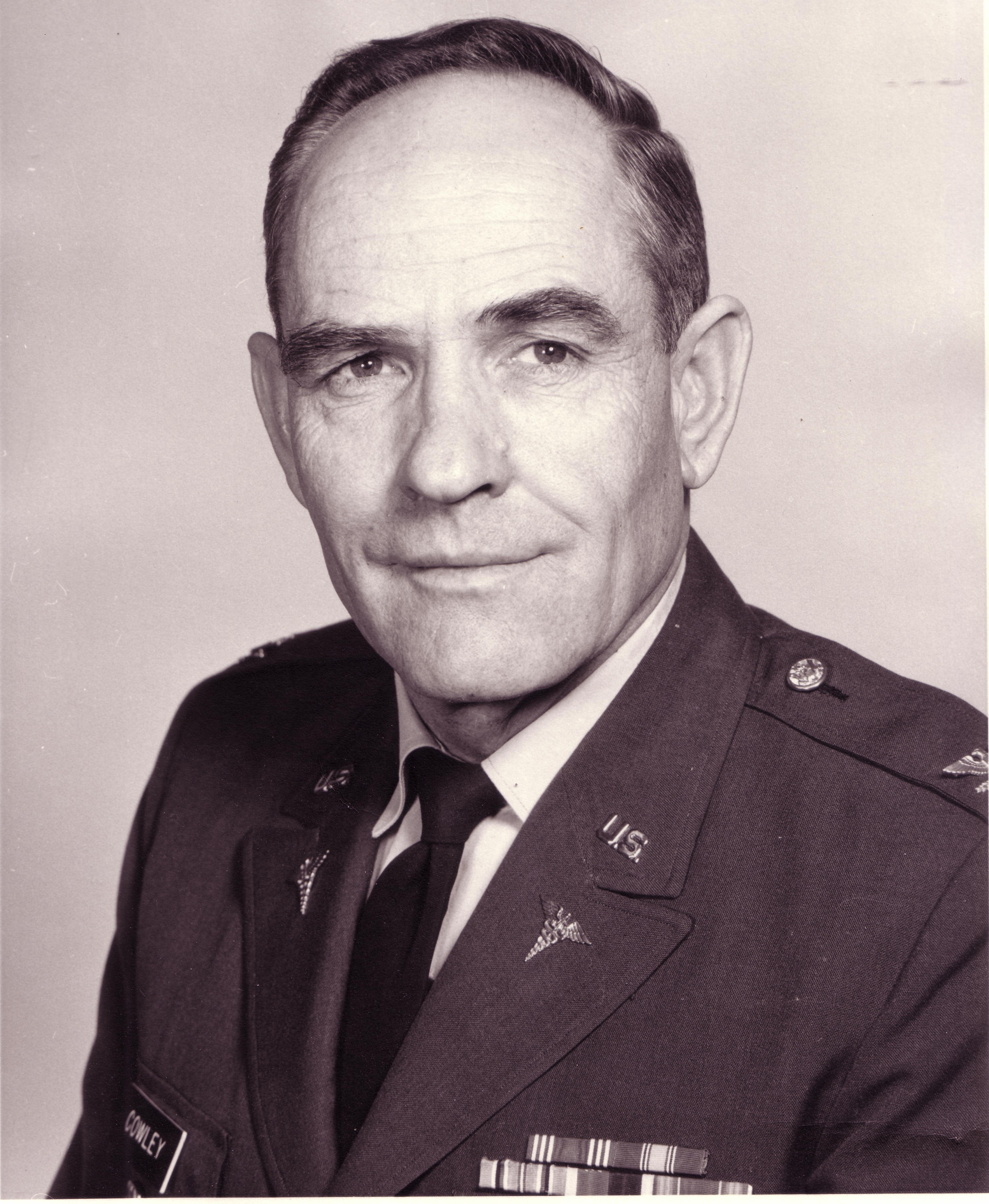 1965 Ray G. Cowley, Col. promotion