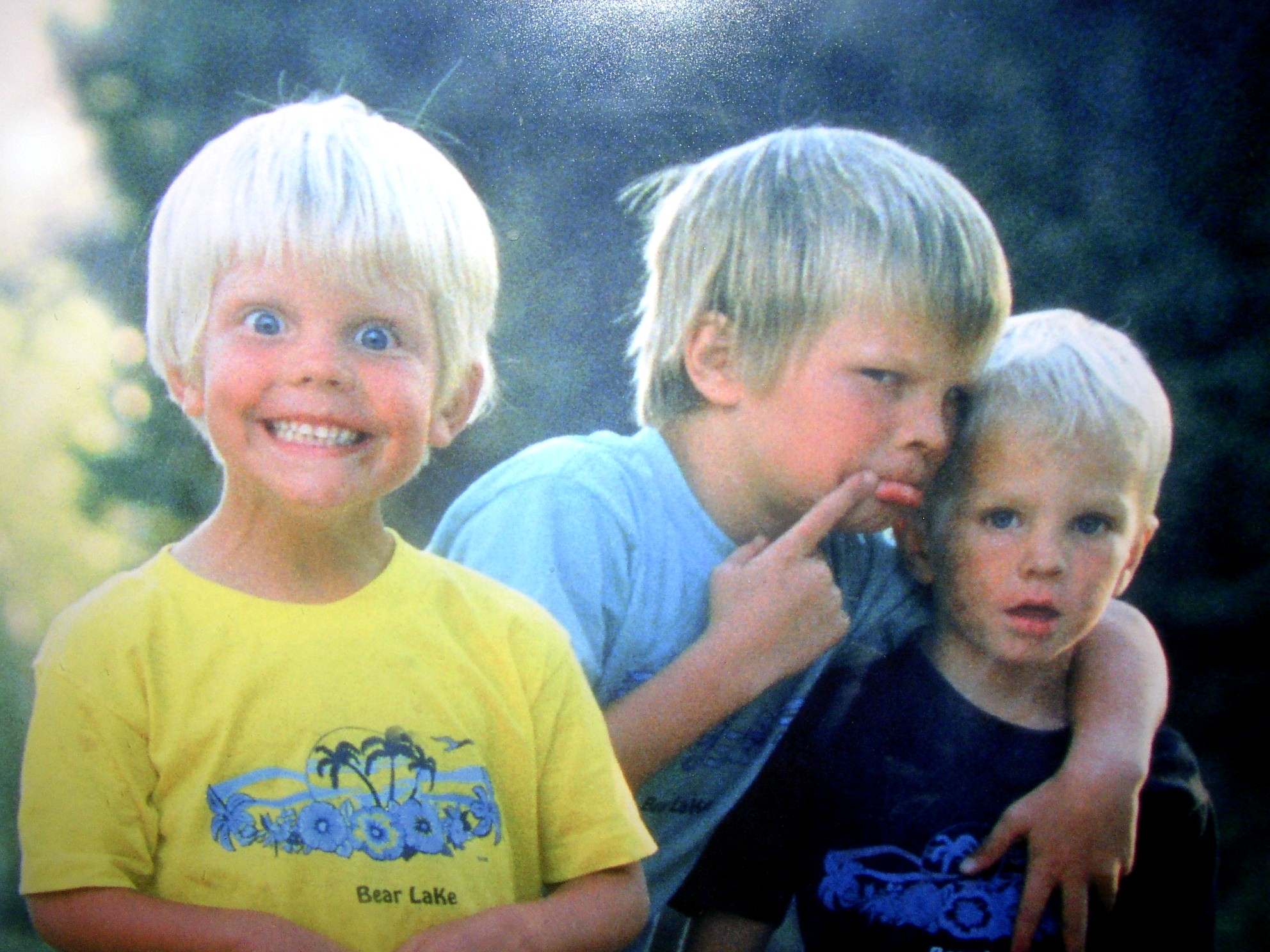 3 LITTLE BOYS-3