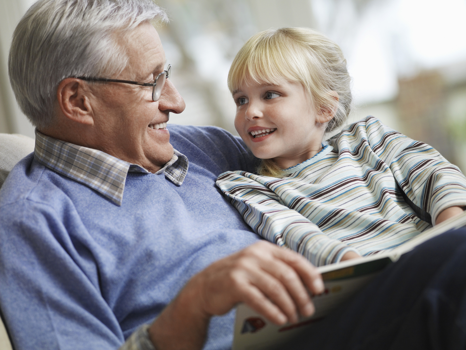 7 Ways Grandfathers Can Make a...