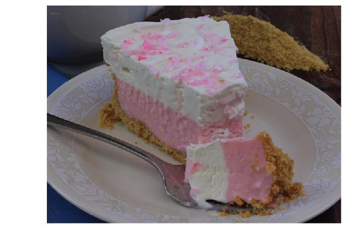 Pink Lemonade Pie