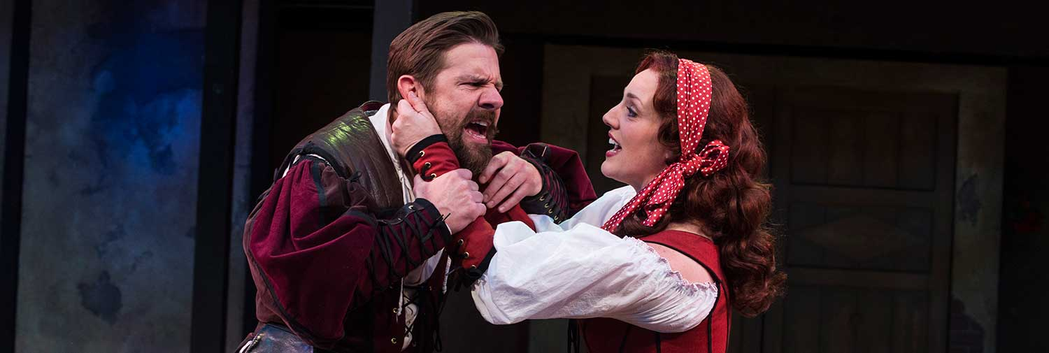 the taming of the shrew breaking The taming of the shrew 2016 (hd) the merchant baptista has two daughters, but the younger, daintier daughter, bianca, cannot be married before her strong-willed sister, katherina.