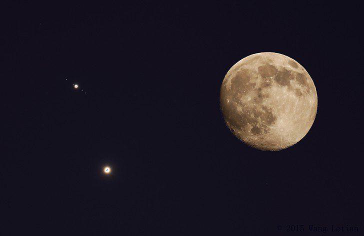 Picture #2 - Venus - Jupiter Jun 30 2015