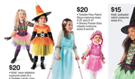 What Target did to win parents over with its recent Halloween costume ads  sc 1 st  Meridian Magazine & What Target did to win parents over with its recent Halloween ...